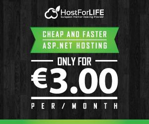 European ASP NET MVC 4 and MVC 5 Hosting | All posts tagged