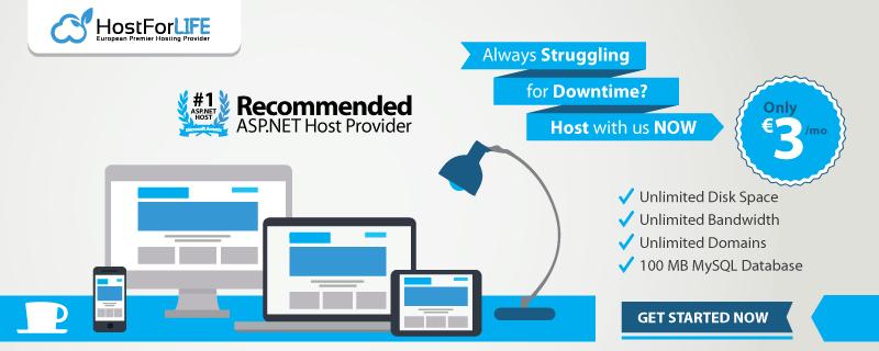 European ASP NET MVC 4 and MVC 5 Hosting   ASP NET MVC 6